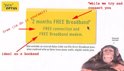 Optus broadband explained
