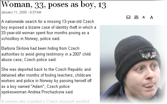 33 Woman