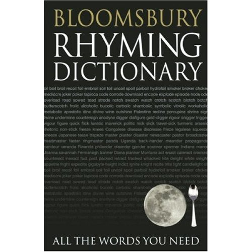 rhyming dictionary Rhyming dictionary for poetry and more find the perfect rhyme for your poems using our free online rhyming dictionary with definitions, antonyms and more.